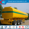Fuel Tanker Semi Trailer 40cbm 3 Axle for Sale