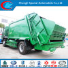 New Condiiton HOWO 4*2 Rear Garabage Compactor Truck for Sale
