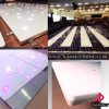 Wireless Dance Floor with White Acrylic Twinkling LED Dance Floor for Wedding Party