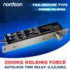 2000kg Holding Force Fail Secure Sturdiness Electric Bolt