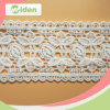 5.1cm High Quality French White Cotton Trimming Lace