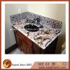 Polished Crema Delicatus Granite Vanity Top for Bathroom