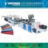 PVC ASA Plastic Roofing Tile Making Machine Making Machine Production Line