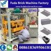 Small Qt40-2 Manual Cabro Block Machine/Concrete Solid Brick Machine Price