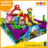 Monsters Inflatable Amusement Park Colourful Kids Toy Inflatable Funland (AQ01771)