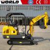 1.8ton Mini Construction Machine Crawler Excavator Price