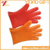 Silicone Heat Resistant Kitchen Gloves (YB-AB-015)