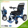 Jbh Alumium Alloy Portable Power Electric Wheelchair