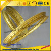 6005A Aluminium Bicycle Profile with CNC Bending Machining