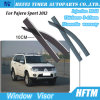 for Pajero Sport 2012 Injection Mold Mugen Car Rain Guard