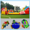 Commercial Giant Inflatable Water Park with Swimming Pool for Playground