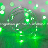Green LED Battery Operated Fairy Light String for Home Holiday Christmas Decoration Creative Idea