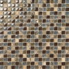 Glass and Stone Mosaic (VMS8102 300X300mm)