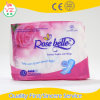 Day Time Used Super Absorbent Low Cost Sanitary Napkin with Negative Ion Factory