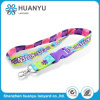 Custom Logo Woven Sublimation Printing Polyester Lanyard for Key