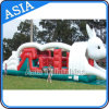 Inflatable Lovely Rabbit Jumping Castle for Party
