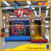 Clown Fish Combo Inflatable Trampoline Bouncer with Slide (AQ01760)