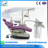 Chinese Luxury Electric Dental Chair with LED Sensor Lamp