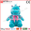 En71 Stuffed Plush Animals Soft Hippo Toy for School Kids/Students