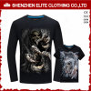 Wholesale Oversized Short Sleeve 3D Sweatshirts (ELTHI-61)