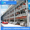 4-6 Level Sliding Parking System
