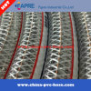 Anti-Static PVC Steel Wire Reinforced Discharge Hose Pipe