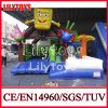 PVC Inflatable Bouncy Castle, Outdoor Bouncy Castle (J-BC-012)