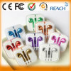 MP3 Earphone Bass Earphone for iPhone 5