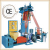 Tow Color 2 Screw Film Extrusion and Blowing Machine