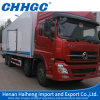 3.5t Payload Dongfeng Refrigerator Car with Meat Hook