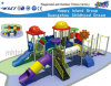 Sunflower Series Kids Playground Equipment Outdoor Playsets Hf-16102