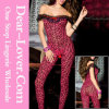 Leopard Body Stocking
