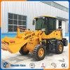 China 1 Ton Smaller Wheel Loader with Various Farm Tools