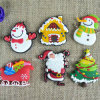Custom Christmas Decoration Soft Rubber Fridge Magnets
