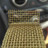 Free Sample 1-30m Length Durable Brass Wire Mesh