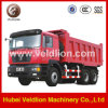 China Shacman 30ton Self Loading 6X4 Dump Truck
