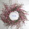 Je188 Classical Handmade Flower Wreath Artificial Flowers