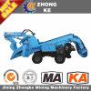 Hot Sale Hydraulic Wheel Grilled Slag Machine