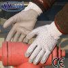 Nmsafety Glassfiber Coated PU Anti Cut Work Glove