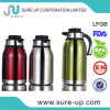 2.0L Double Wall Stainless Steel Vacuum Jug with Color Coating