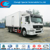 Hot Sale 25t Freezer Truck Cooling Van Truck 6X4 Food Truck