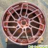 Bronze Chrome Alloy Wheel Forged Wheel Rims Via Jwl