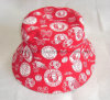 Floral Cotton Bucket Hat/Sunhat