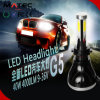 Guangzhou Matec Colorful Tube Saving Energy Car LED Headlight, H4 H7 H11 9005 9006