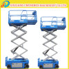 Large Quantities Used Auto Scissor Lift with Electric Button