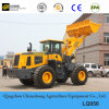 Construction Machinery 5ton Wheel Loader with Zf Transmission