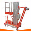 Aluminum Personal Single Mast Lifting Platform for High Work