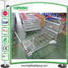 Supermarket Metal Platform Warehouse Cargo Trolley