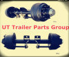 Fuwa Type 13t American Semi Trailer Parts Axle