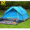 Blue Color 4 Person Automatic Tent with Aluminum Pole
